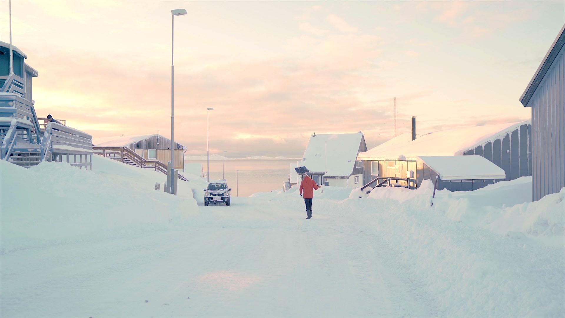 Still from Snow